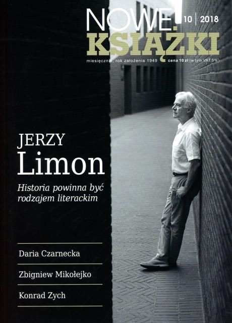 """Recenzja """"Gałęzi Ducha Gór"""" Konrada Jaskólskiego w """"Nowych Książkach"""""""