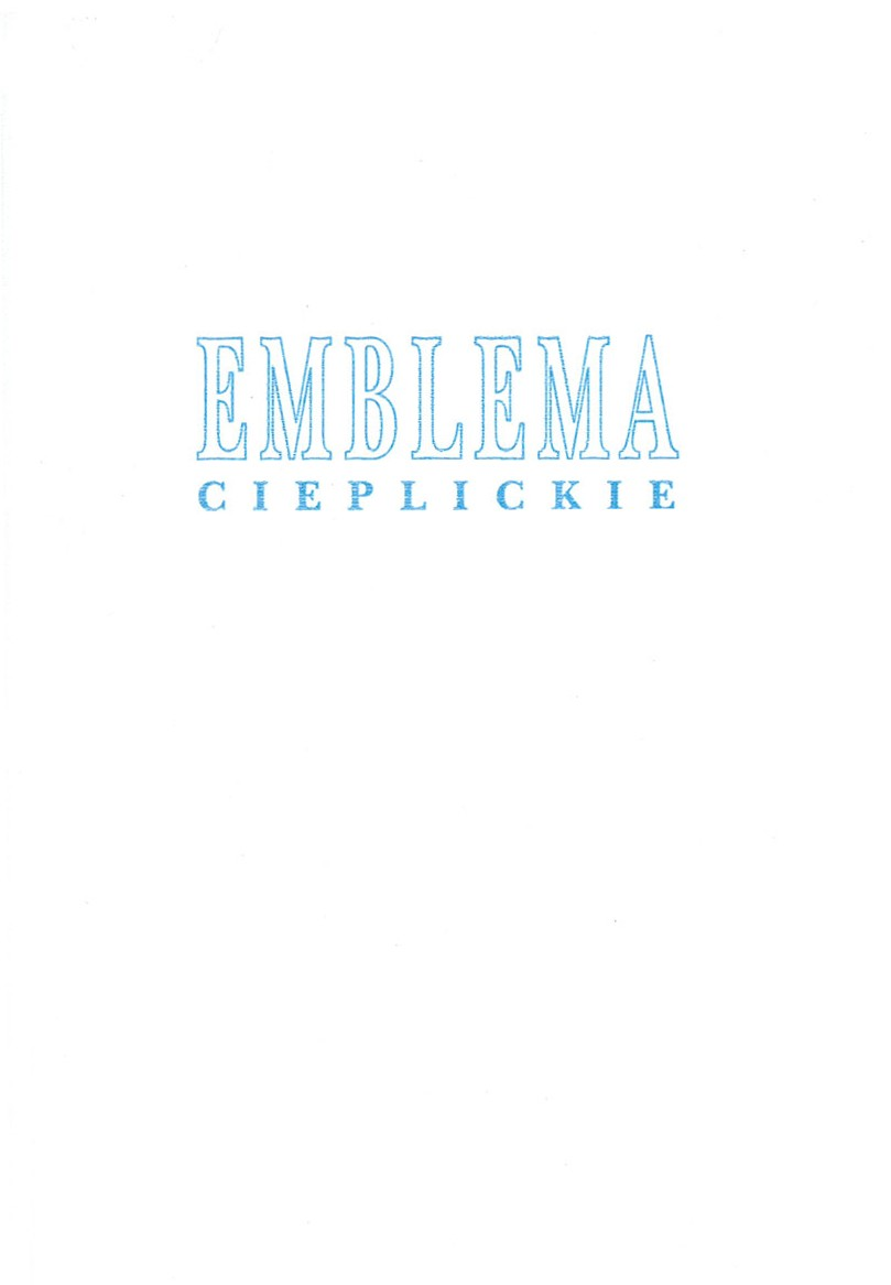 Emblema Cieplickie