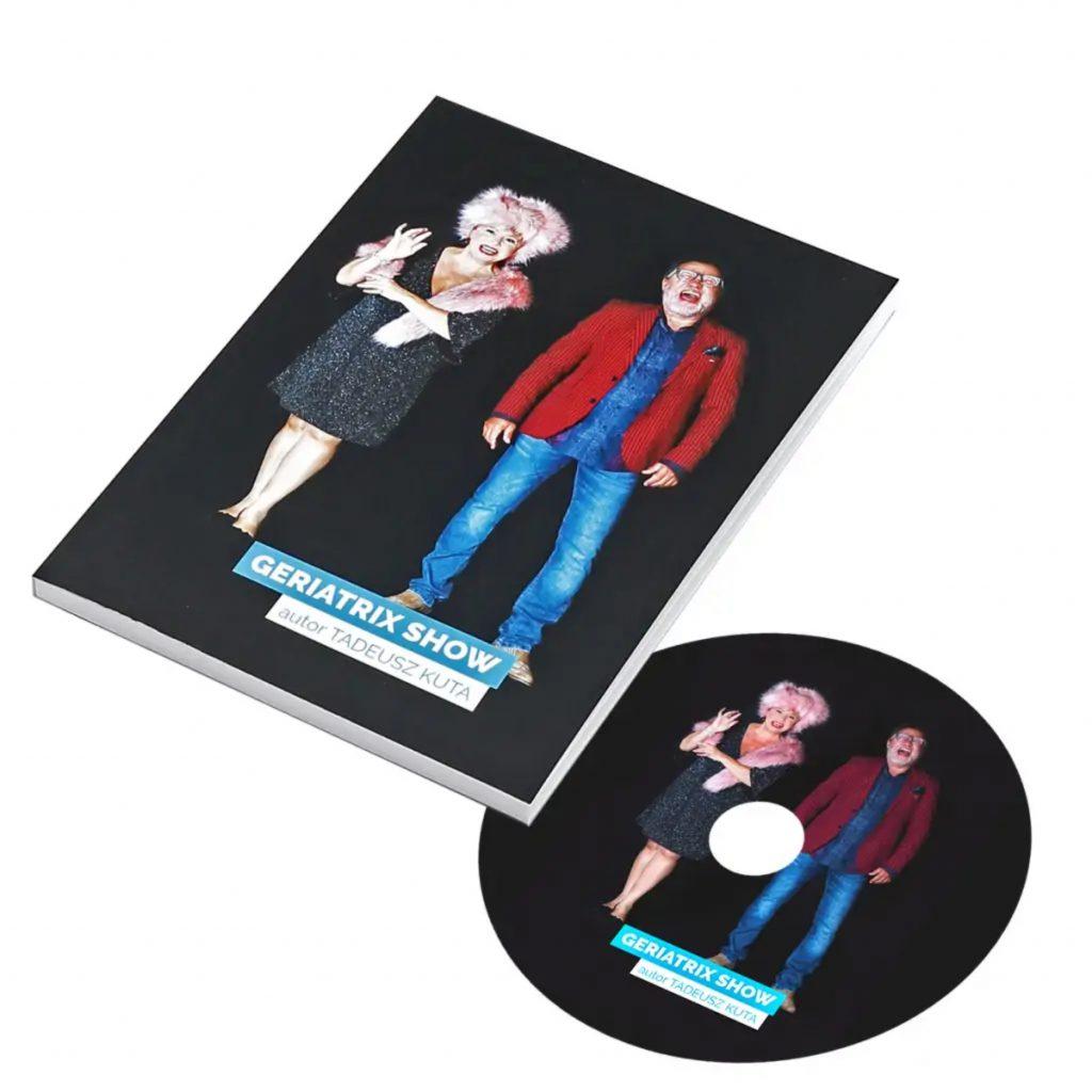Geriatrix Show + płyta DVD gratis