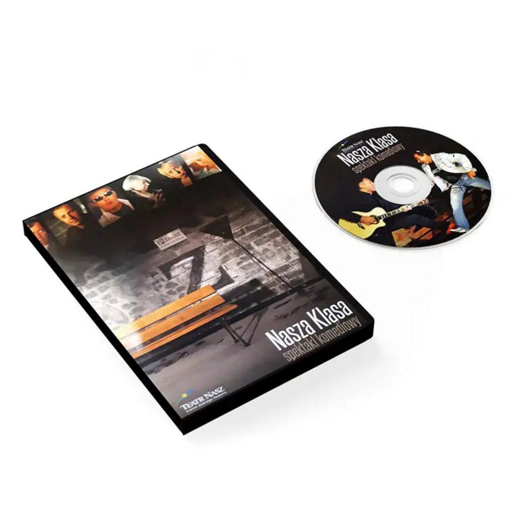 Nasza Klasa płyta DVD