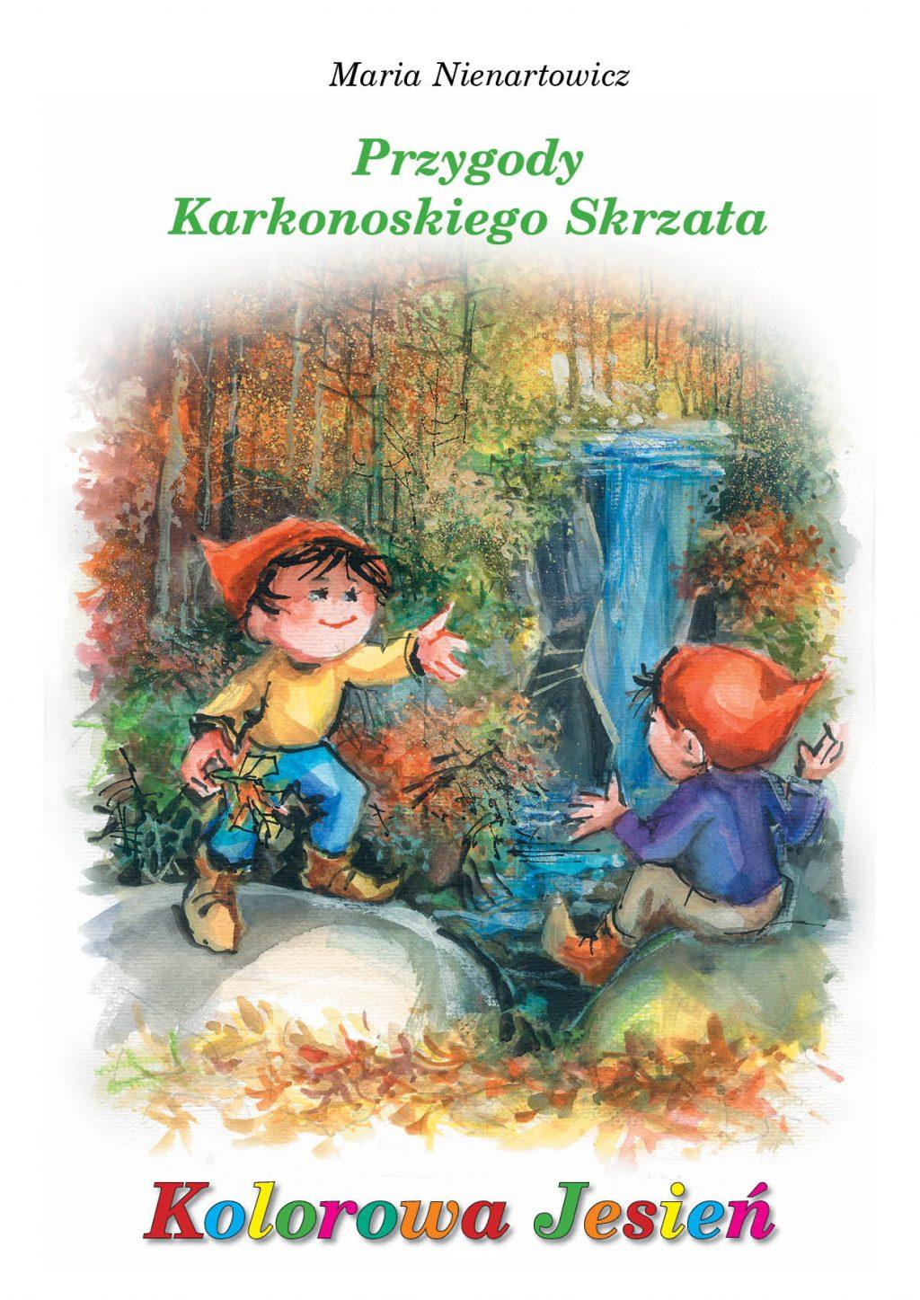 Przygody Karkonoskiego Skrzata cz. IV Kolorowa jesień