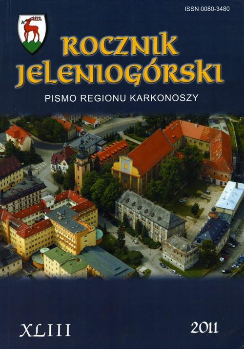 Rocznik Jeleniogórski T. XLIII (2011)
