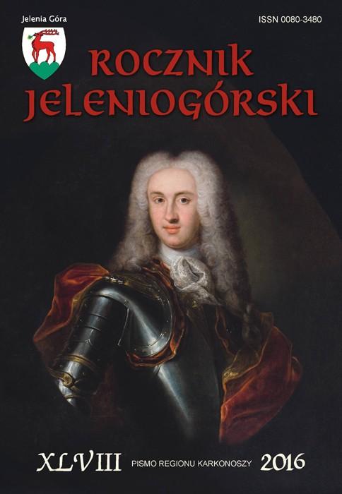 Rocznik Jeleniogórski T. XLVIII (2016)