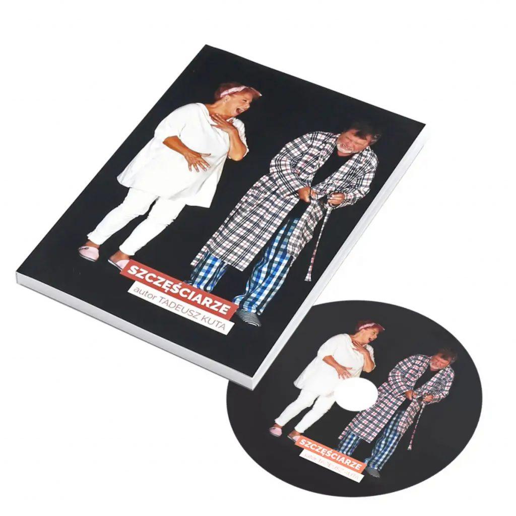 Szczęściarze + płyta DVD gratis