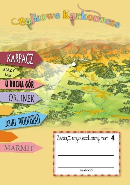 Zeszyt wycieczkowy nr 4 KARPACZ