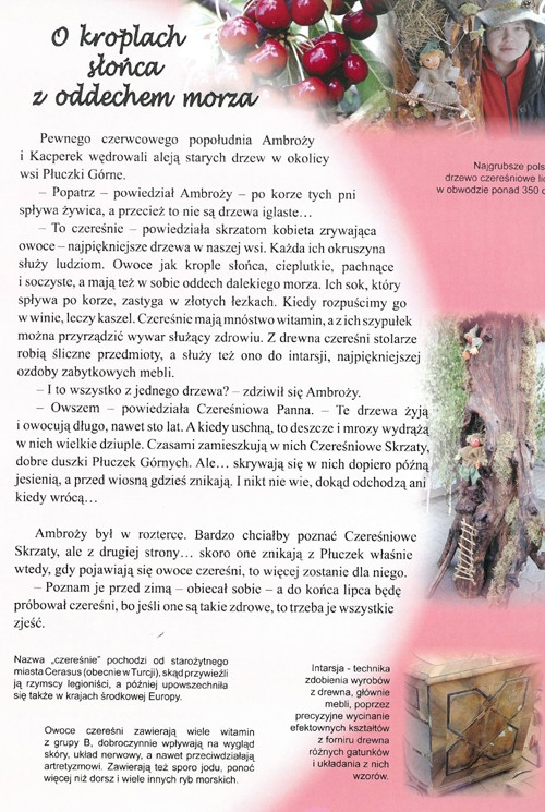 Opowieści izerskich skrzatów (cz. 2)