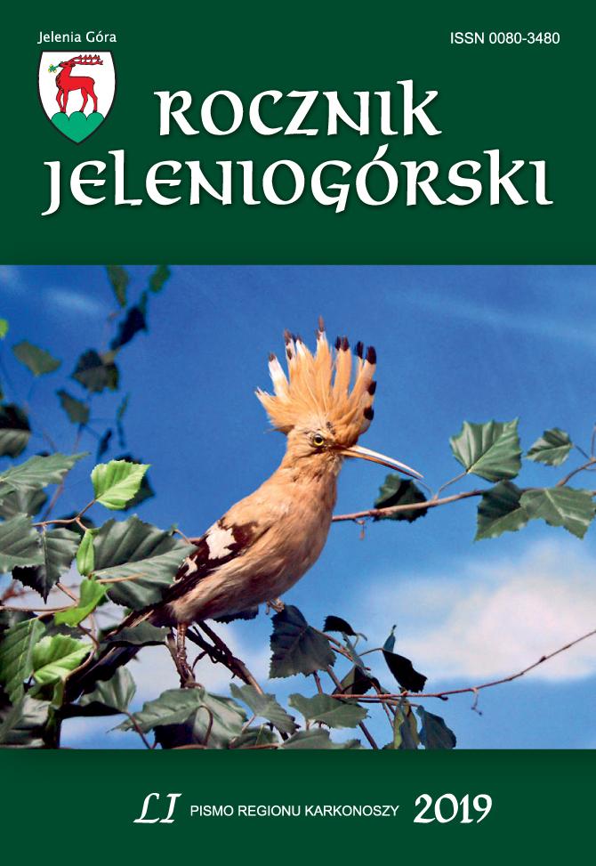 Rocznik Jeleniogórski T. LI (2019)