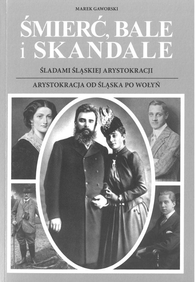 Okładka Śmierć, bale i skandale cz. 3 i 4